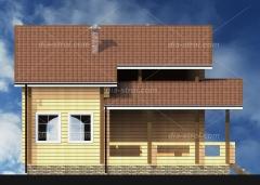 Проект дома  П-20