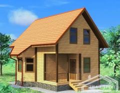 Проект дома БД-9